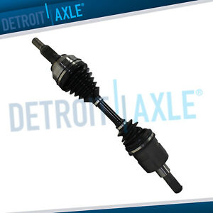 Front Left Or Right Side Cv Axle Shaft For 2006 2007 2008 2010 Hummer H3 H3t 4wd