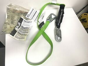 Miller Sofstop Fall Protection Lanyard By Miller 6ft Model 913b 6ftgn