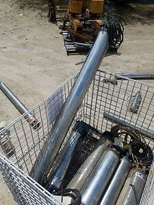Franklin Electric Sand Fighter Submersible Motor 60 Hp Mdl 2266196025