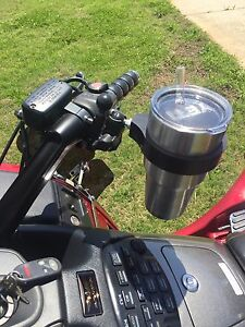 Yeti Cup Holder Motorcycle W 1 00 Ball