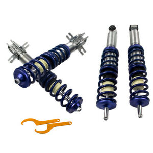Lowering Suspenion Kit For Vw Golf Scirocco Mk1 Jetta Mk1 Coilovers Springs