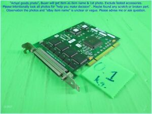 National Instruments 182920k 01 Pci dio 96 Pcb As Photo Sn cc56