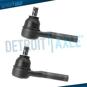 Pair Outer Tie Rod Ends For Land Rover Discovery And Range Rover