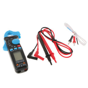 Digital Clamp Meter Multimeters Auto ranging Ac dc Voltmeter Amp Volt Ohm