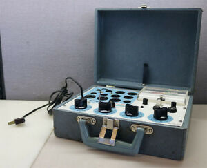 B k Dynascan 606 Dyna Jet Tube Tester Guaranteed Working