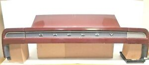 Oem 1969 1970 Shelby Gt350 Gt500 Trunk Deck Lid Left Right Quarter Extensions