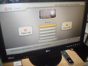 Lifesize Lg 24 Executive Avs2400 Video Conferencing W power Cable remote cables