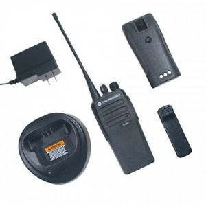 Motorola Cp200d Two Way Radio 136 Mhz 174 Mhz Vhf Brand New