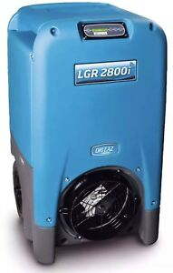 Dehumidifier Dri eaz Lgr 2800i New