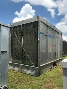 339 Ton Marley Cooling Towers All Stainless Steel