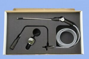 502 110 010 Stryker Ideal Eyes Hd 10mm Articulating Laparoscope