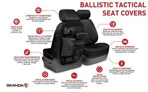 Coverking Custom Rear Tactical Car Seat Covers Fits Jeep 2018 2019 Wrangler