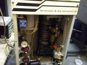 Nitrogen air Generator Peak Model Ang 400 2