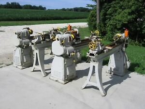 South Bend 13 Metal Lathe 6 Bed Quick Change Gearbox 3 Jaw Chuck