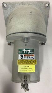 Appleton Powertite Receptacle Ar20033rs 200amp 600vac 3 Wire 3 Pole 50 400 Hz