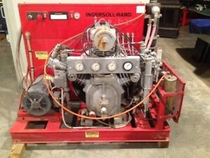 Ingersoll rand Ir20th35 4 stage Compressor Package 460 Vac 3 Phase 20 Hp