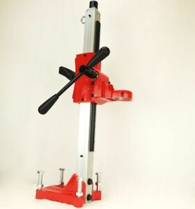 New Bluerock Model Z1s 4 Core Drill Stand For Concrete Coring