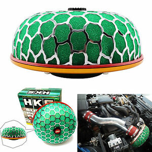 Hks 80mm 3 Super Power Air Filter Jdm Flow Intake Reloaded Cleaner Universal