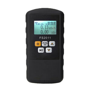 Nuclear Radiation Detector Personal Dosimeter Alarms Radiation Meter Fs2011