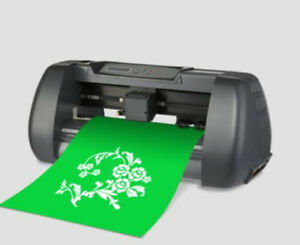 Ce 110v 240v Sk 375t 375mm Sign Sticker Vinyl Cutter Cutting Plotter Machine