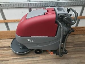 Minuteman E20 Auto Floor Scrubber Cleaner Model E20bdqp