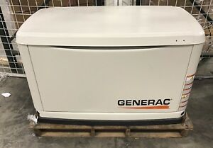 Generac 7037 16kw lp ng Air Cooled Standby Whole House Generator With Wifi