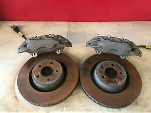 2015 16 17 18 Mustang Gt Brembo Style Calipers Rotors