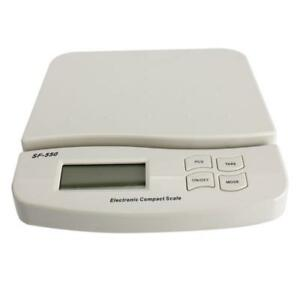 Postal Shipping Scale 55lb Digital Usps Weigh Parcels Packing Office Scales