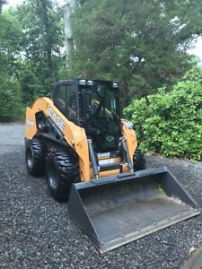 New 2018 Case Sv 280 Turbo 2 Speed Enclosed A c Cab Hydraulic Coupler