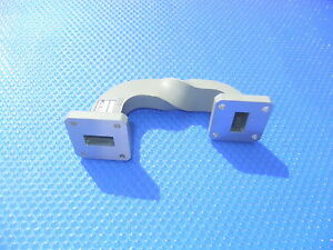 Waveguide Elbow Twist Wr 75 180 Degrees Ku band 10 14 15 Ghz Satellite Uplink