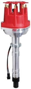 Msd Ignition 8570 Chevy Pro Billet Small Diameter V8 Distributor