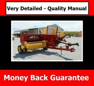 New Holland 570 575 Square Baler Operators Manual Pdf