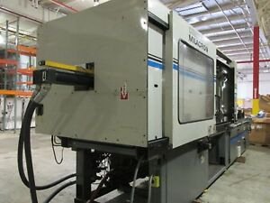 440 Ton Cincinnati milacron Injection Molding Press 1998 Excellent Condition