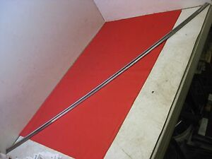 1959 1960 Chevy Nomad Brookwood Wagon Rear Gate Window Upper Roof Molding 5734