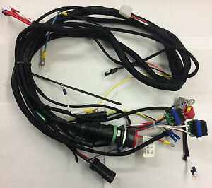 Mustang Gehl Skid Loader Wire Harness Part 184380