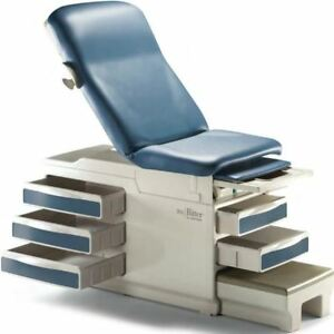 Ritter 204 Manual Examination Table Certified Pre owned