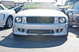 2005 09 Mustang Saleen Sto N Sho Removable Take Off Front License Plate Bracket