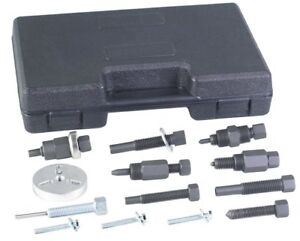 Automotive Air Conditioning Clutch Hub Remover Installer Set A C Tool Tools