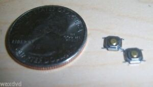 12 Lot 1 5mm Or 2 5mm Waterproof Copper Button Smd Tactile Micro Push Switch Usa