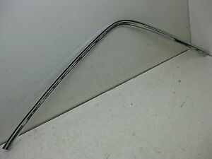 1969 1970 Chevy Impala Cc 2 Door Hardtop Right Rear Window Upper Molding 5519