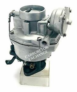 1950 1956 Chevy Gmc Remanufactured Rochester 1 Barrel Carburetor 235 Engine