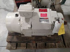 Reliance 01ks505693f hat1 Ac Spindle Motor 30hp Rpm 1775 3540 Frame l2564c