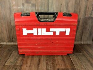 Case For Hilti Te 70 Jack Hammer Rotary Drill Combihammer Demo Sds Y 76p