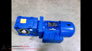 Comau Gks05 3m Har 090c12 Motor And Brake 2 7 4 6a 50 60hz New 190582