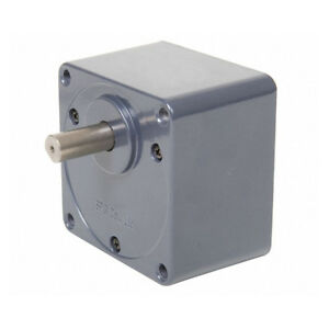 Speed Reducer Parallel Gear Box 15 1 Ratio Reversible Continuous Duty