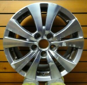 Honda Odyssey 2014 2017 Machined 17 Inch Oem Wheel 42700tk8a41 Tk817070b 64057