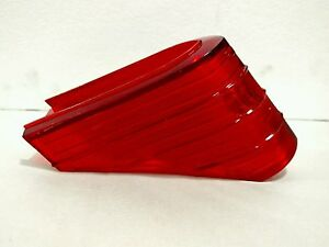 1949 Nos Plymouth Tail Light Lens Left Side Mopar Special Deluxe Convertible Wow