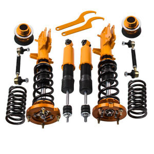 Coilovers Kits For Ford Mustang Gt 05 14 Adjustable Height Top Hats
