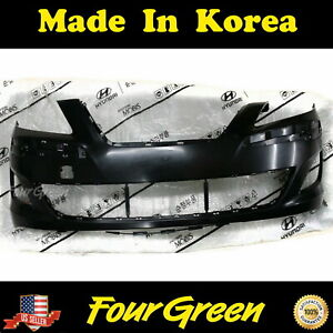 Bumper Cover Front Hyundai Genesis Coupe 2013 2016