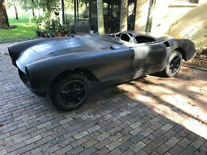 1957 Corvette Body And Chassis Project 57